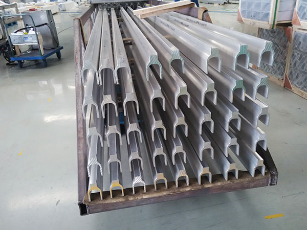 Aluminum Profile for Automotive