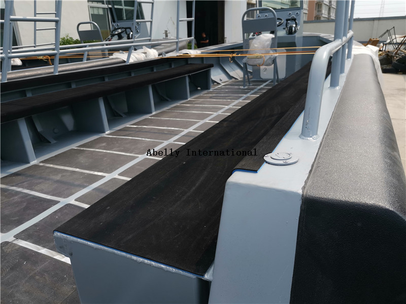 Abelly aluminum ferry boat/passenger boat