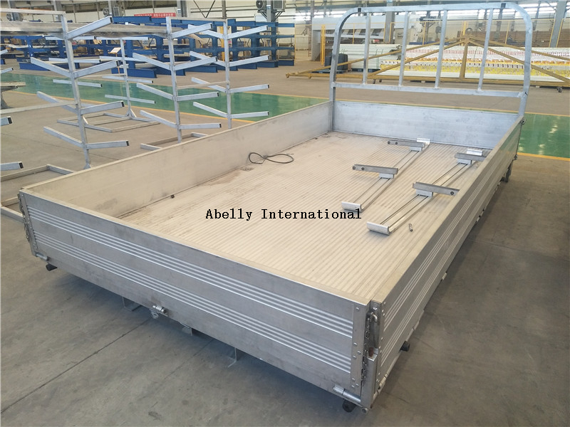 Aluminium Ute Pickup Tray Body